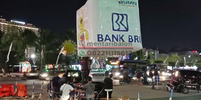 Jual Balon Udara Semarang & Sewa Balon Promosi Di Jawa Tengah