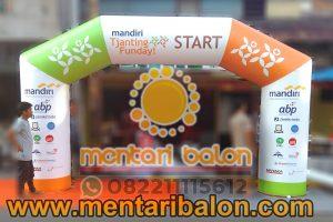 balon gate mandiri JTUNTING FUNDAY