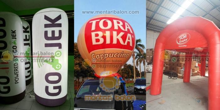 Jual Balon Iklan Balikpapan Samarinda / Balon Promosi di Kalimanatan