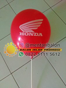 balon printing honda