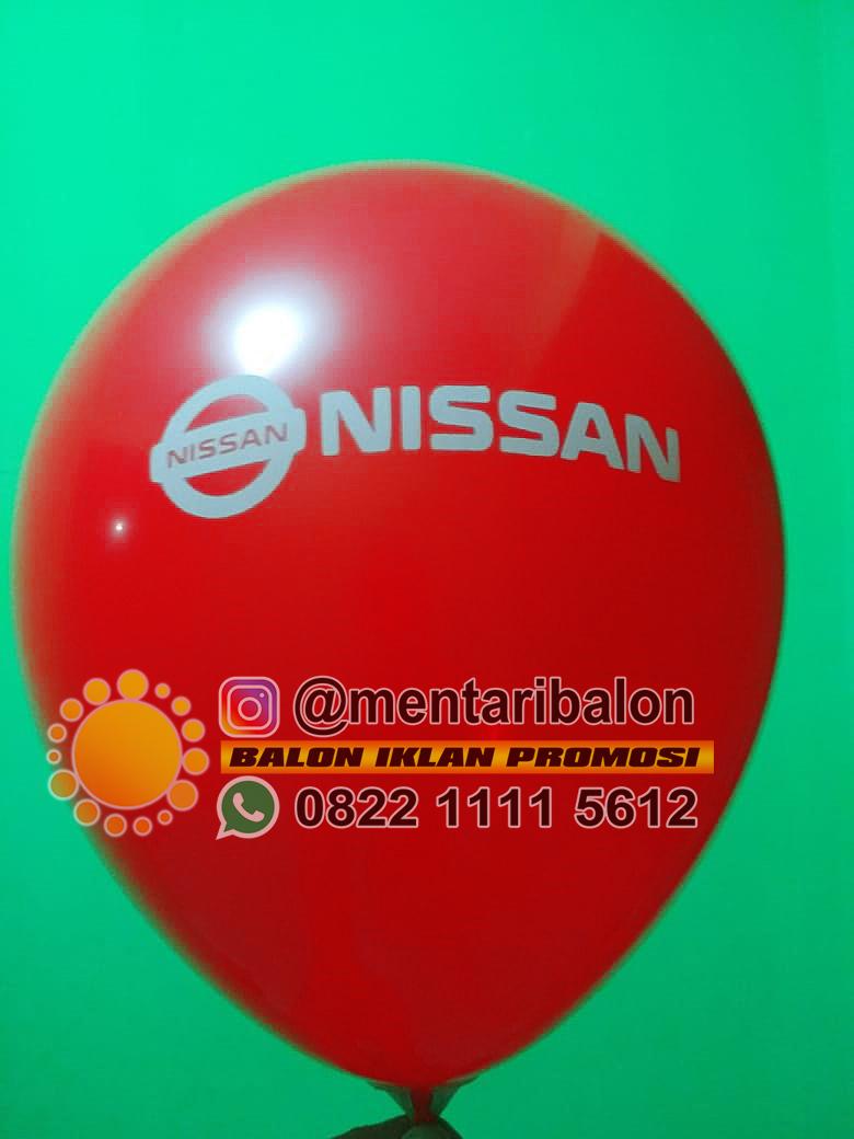 balon sablon nissan