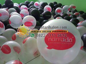 sablon balon narrada