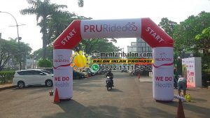 BALON GATE PRUDENTIAL