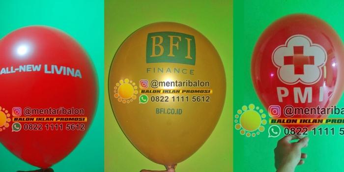 Sablon Balon Semarang Kota & Sekitarnya